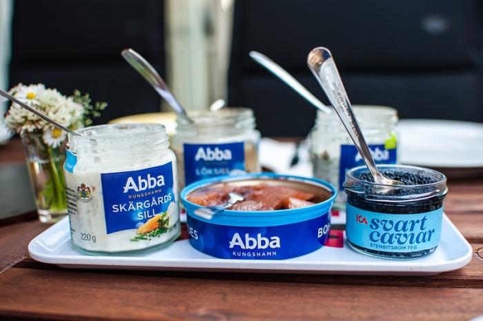 Abba pickled herring