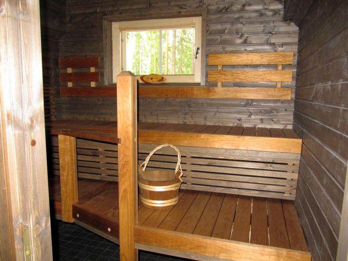 Finish sauna