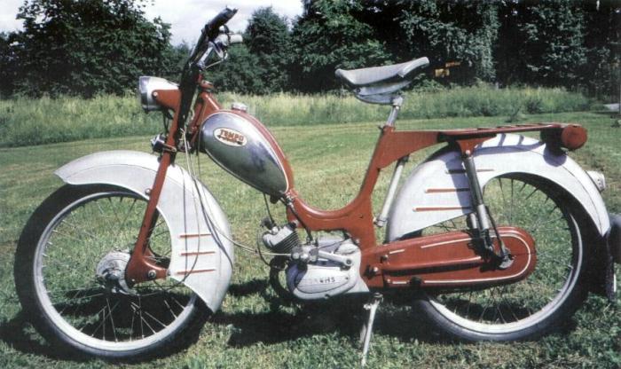 Tempo Comfort 1958
