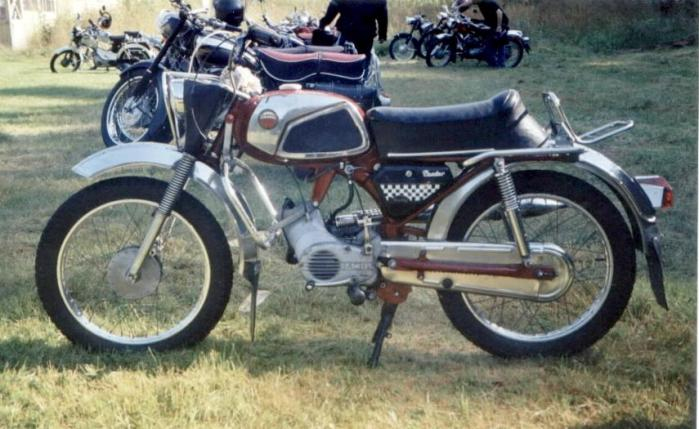 Tempo  Panter Import 1970