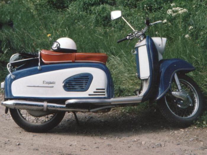 Tempo Progress 1960