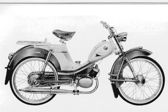 Tempo Saxonete 1961