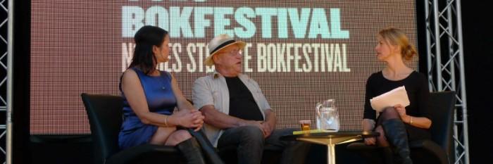 Oslo Bokfestival samtale