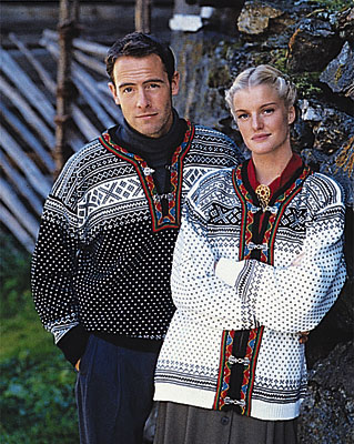 Setesdal Sweater Norway