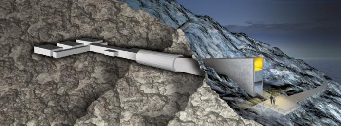 Svalbard.Global.Seed.Vault.Construction