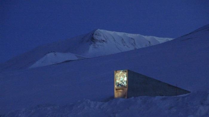 Svalbard.Global.Seed.Vault.painting