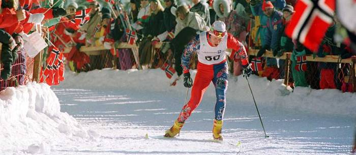 Winter Sports cross country skiing