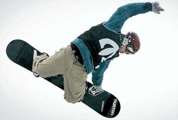 Winter Sports snowboard Haakonsen