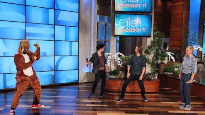 Ylvis - Ellen Show