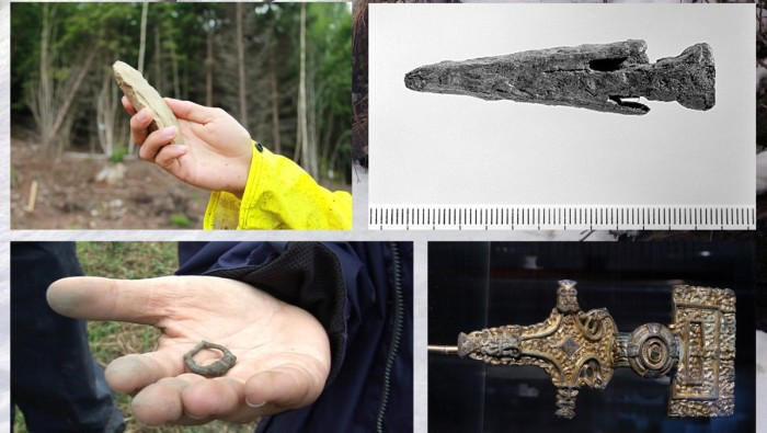 Archaeological Discoveries in Norway