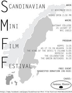 Scandinavian Mini Film Festival