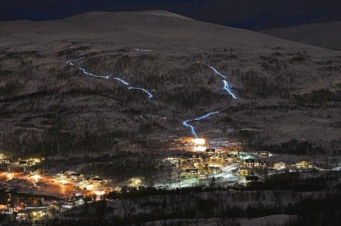 Cross-country Ski Trail Tromso