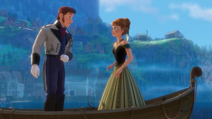 Disney Frozen Bergen Norway