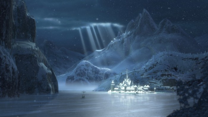 Disney Frozen Norwegian Fjord