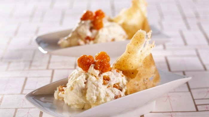 Norwegian Cloudberry Cream