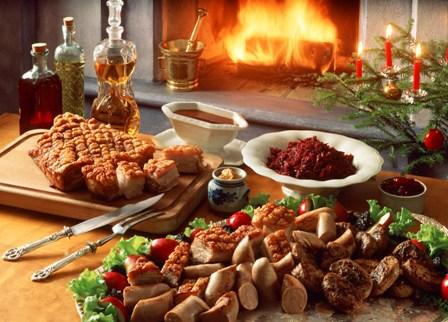 Pork Ribs Norwegian Christmas