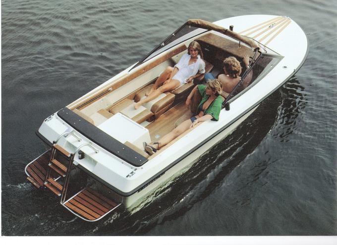 Draco 1700 Topless 1971-80