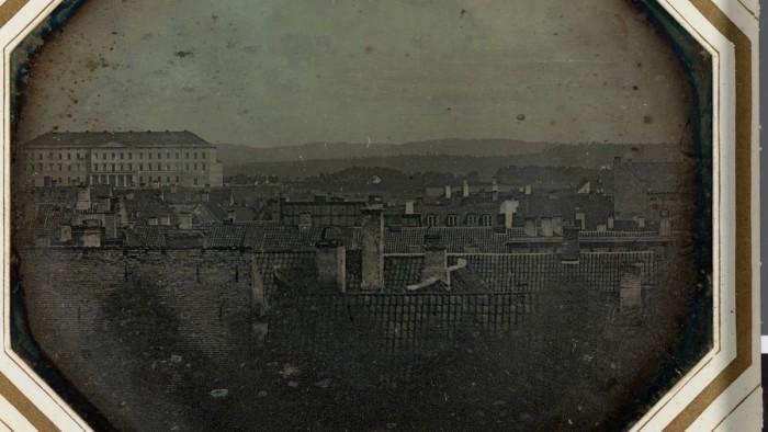 Eldste bilde av Oslo