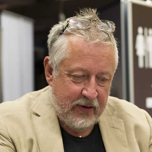 Leif GW Persson Swedish Crime Writer
