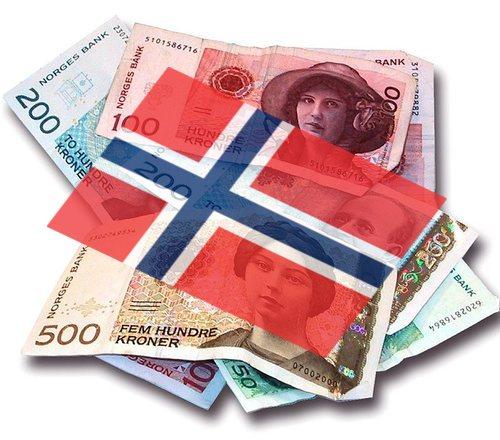 Norske kroner