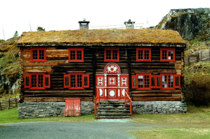 Sverresborg Museum Trondhein Norway