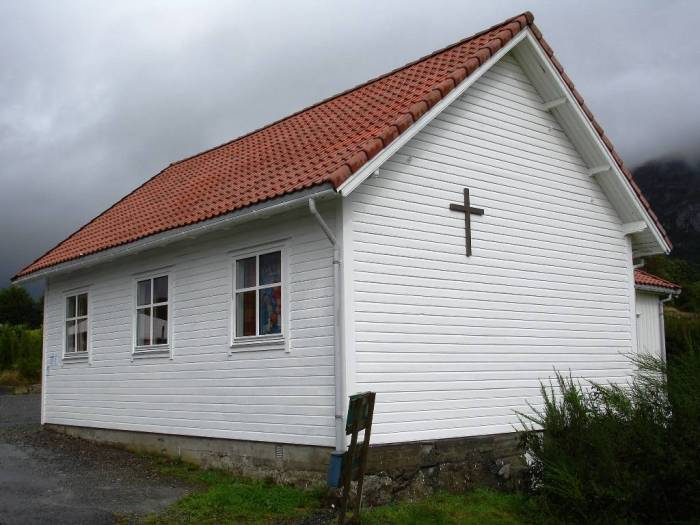 Bedehus Chapel Norway