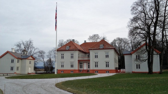 Eidsvoll Manor Norway 1