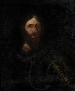 Georg von Reichwein 1593-1667 Officer Norway