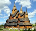 Heddal.Medieval.Stave.Church.Norway.13th.Century