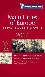 Michelin Stars Main Cities of Europe 2014