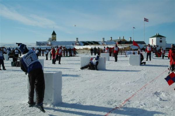 Yukigassen Snowball Battle Winter Festival Vardø