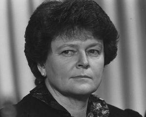 Gro Harlem Brundtland Norwegian Feminist