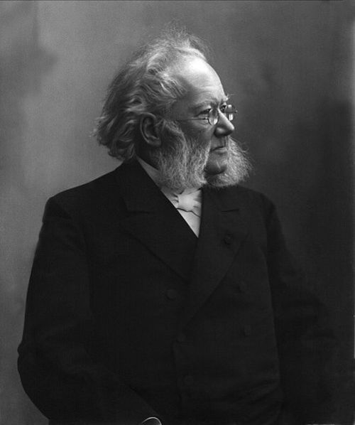 Henrik Ibsen Norwegian Playwright