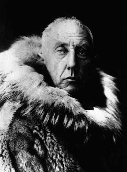 Roald Amundsen Norwegian Polar Explorer
