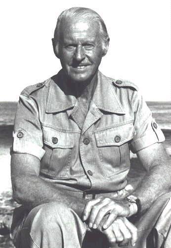 Thor Heyerdahl Norwegian Explorer