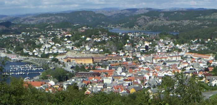 A walk through Norwegian place names Egersund