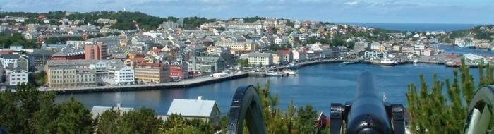A walk through Norwegian place names Kristiansund