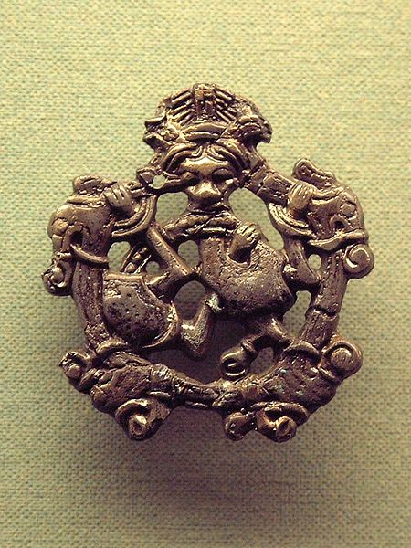 Borre Viking Age Art Style