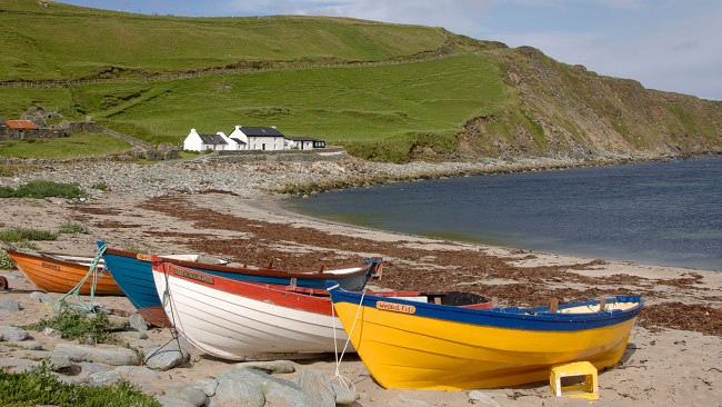 Norwegian Again - Shetland wants a referendum