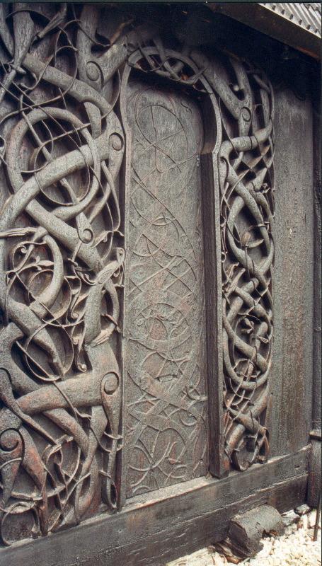 Urnes Viking Age Art Style