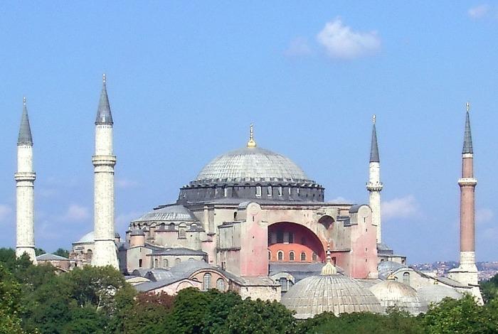 Hagia Sophia Constantinople