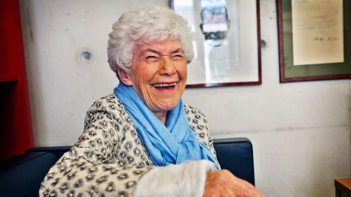 Ingrid Espelid Hovig 90 år