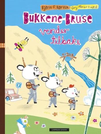 Most popular children's book Billy Goats gruff 2