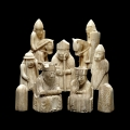 Norse Middle Ages Chess Pieces