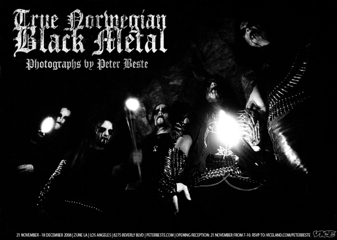 Norwegian Black Metal