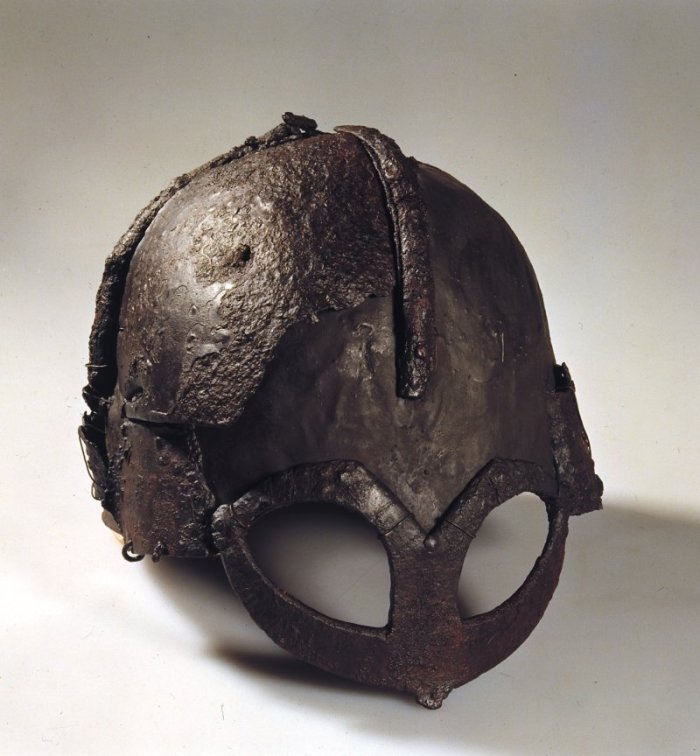 Only Existing Viking Age Helmet - Norway