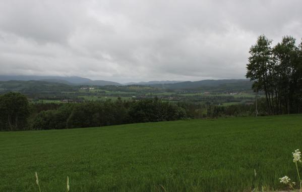 Overhalla Valley Norway