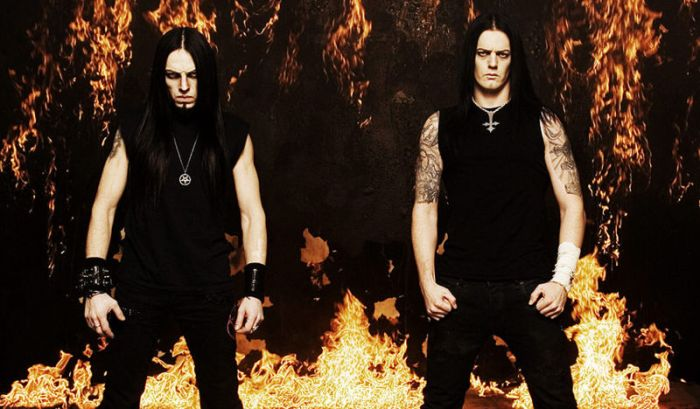 Satyricon Black Metal