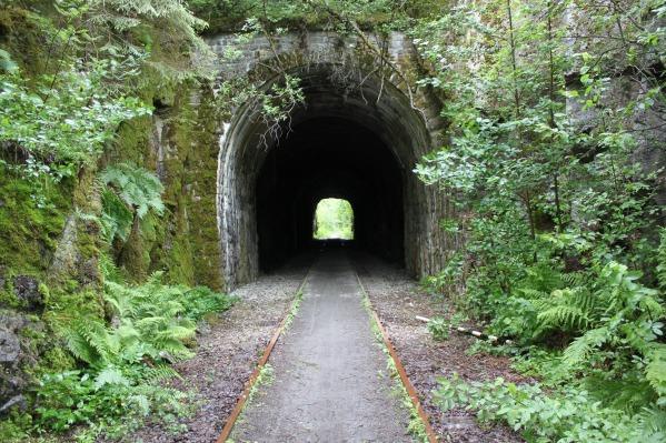 Tunnel Namsosbanen