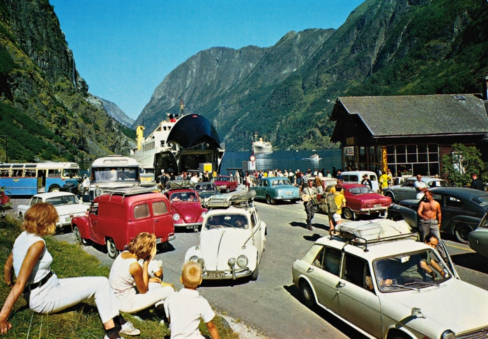 Summer Vacation Norway 1966